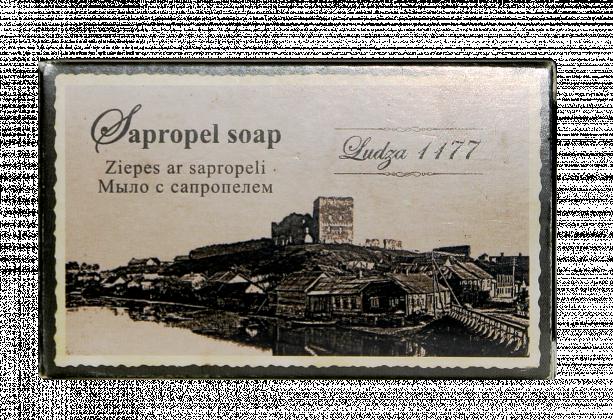 Sapropel soap