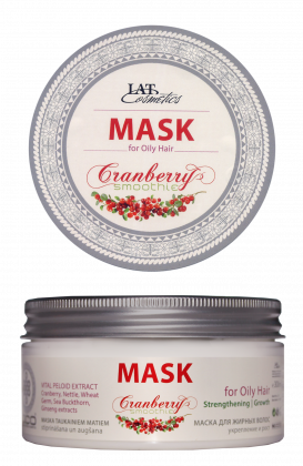 Mask for oily hair