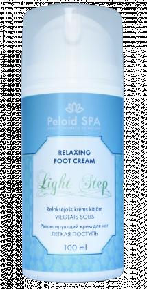 Релаксирующий крем для ног