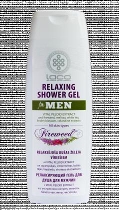 Relaksējoša dušas želeja vīriešiem