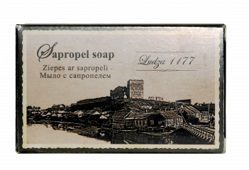 Image: Sapropel soap
