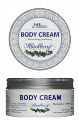 Moisturizing and softening body cream