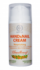 Image: Nourishing hand and nail cream