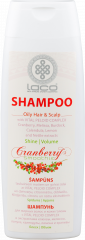 Shampoo for oily hair