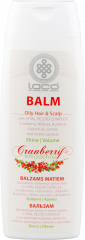 Balm for oily hair