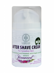 After shave cream for men