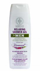 Relaxing shower gel for men
